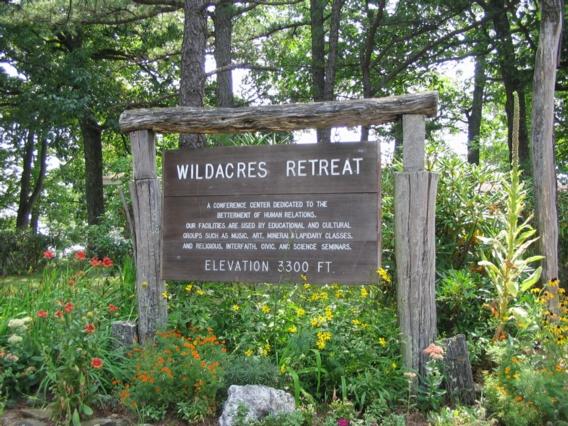 wildacres sign